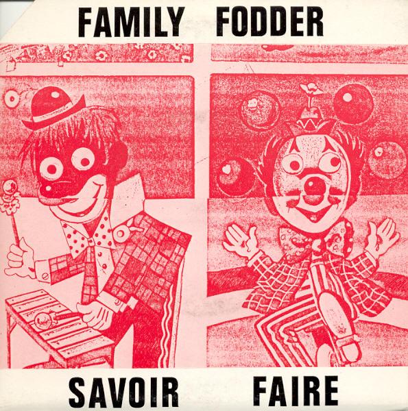 Family Fodder - Savoir Faire